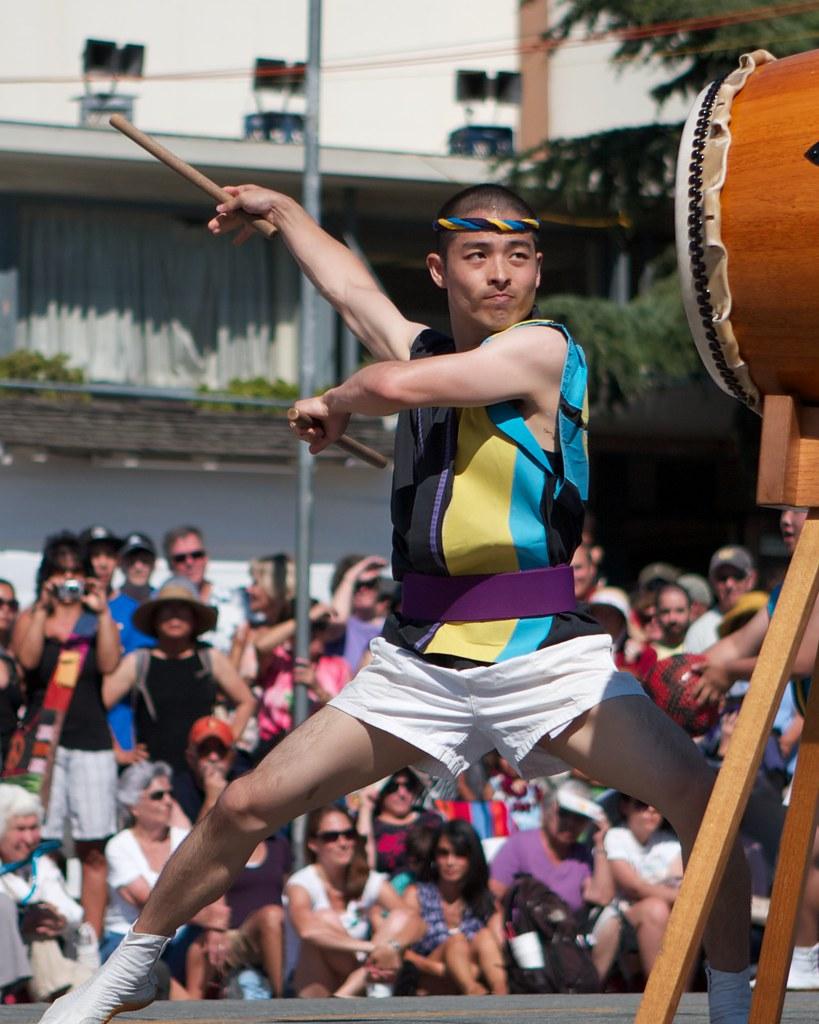 San Jose Taiko San Jose Obon お盆 2012 Mark Flickr