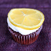 Lemon on Cupcake Square