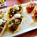 mimi tacos - tuna and ribeye
