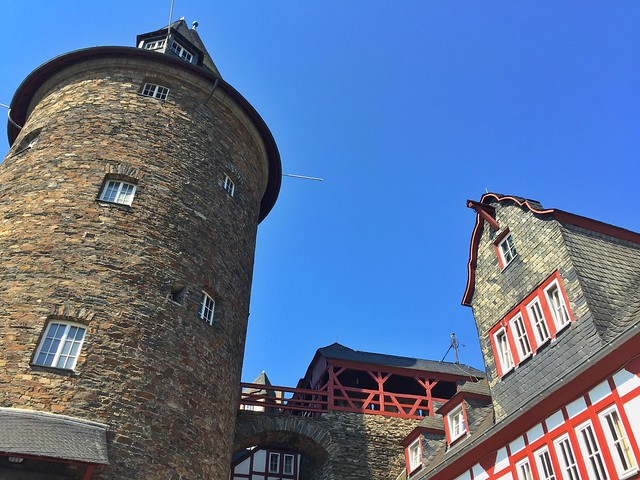 Castillo de Stahleck (Bacharach, Alemania)