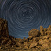 Alabama Hills Star Trail