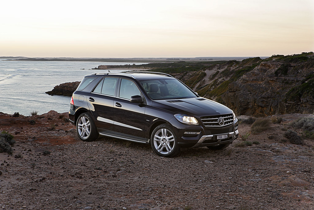 2012 mercedes benz ml class review nrma new cars flickr for New mercedes benz ml
