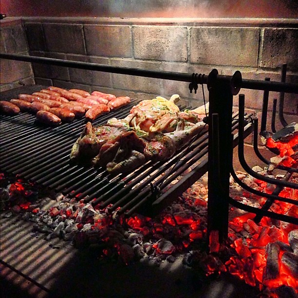 Not your dads bbq grill argentina carne foodie food - Barbecue argentin ...