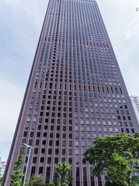 Shinjuku Center Building overall view