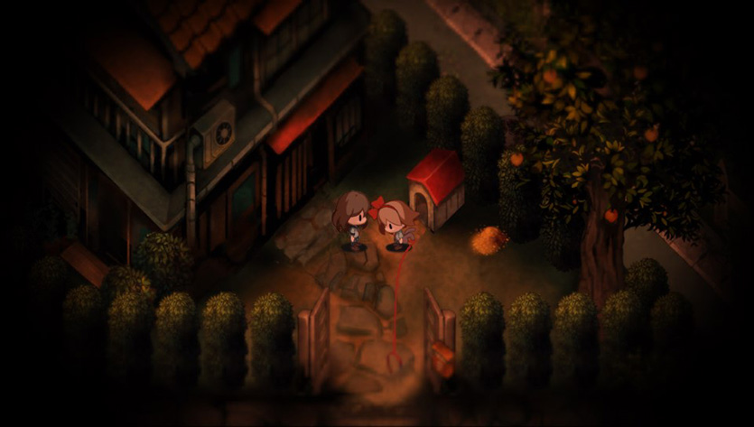 Yomawari: Night Alone para PS Vita