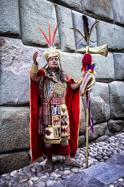 Inca Warrior (Cusco, Peru) | Flickr - Photo Sharing!