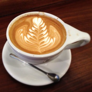 Latte #foodspotting | by quasarkitten