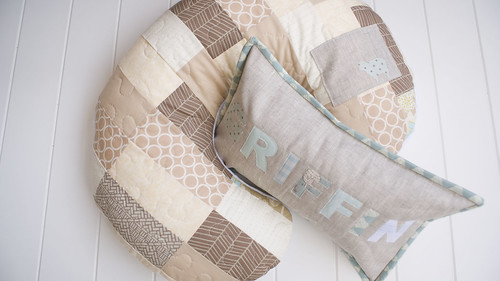 Pillow and Boppy Set | by thejoycottage