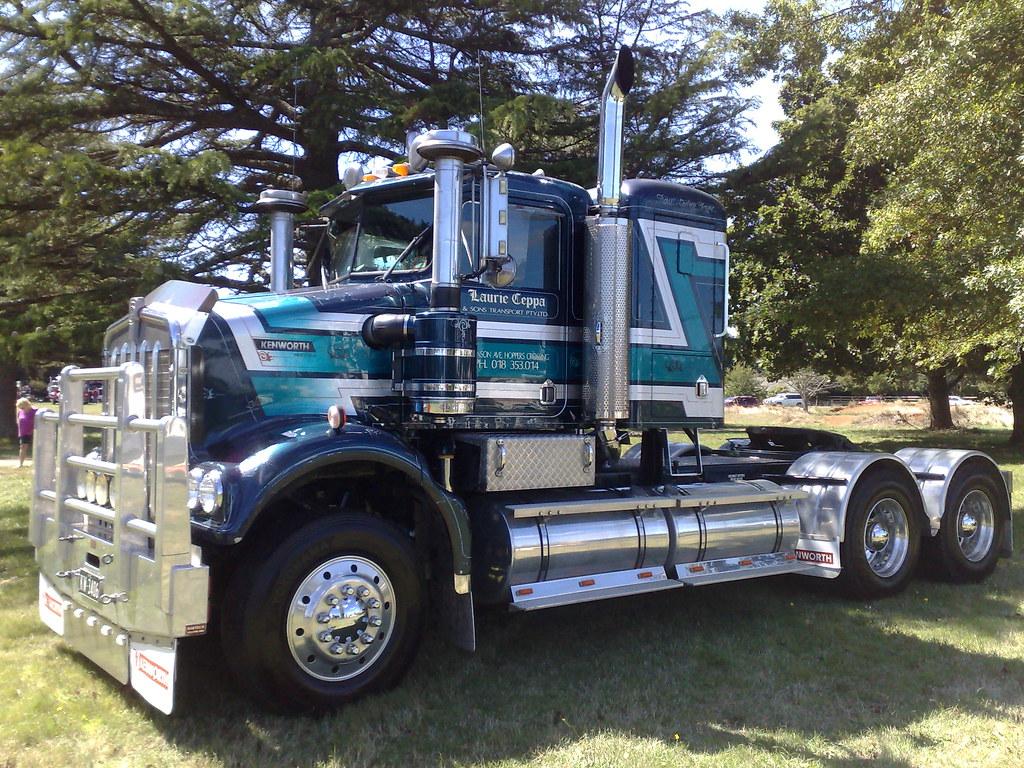 Cabover Trucks For Sale >> Kenworth SAR | Craig R | Flickr