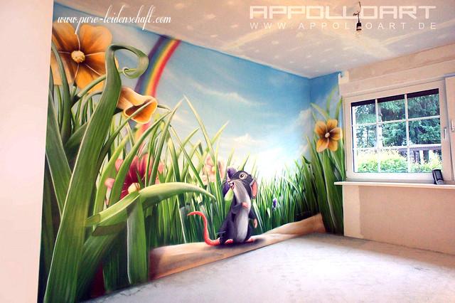 kinder zimmer gestaltung graffiti flickr photo sharing. Black Bedroom Furniture Sets. Home Design Ideas