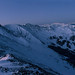 High Country Twilight Panorama
