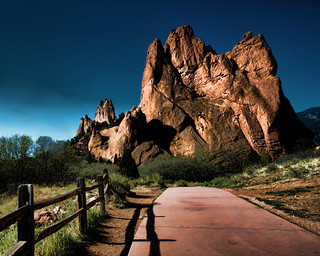 Garden of the Gods | by Pete Zarria