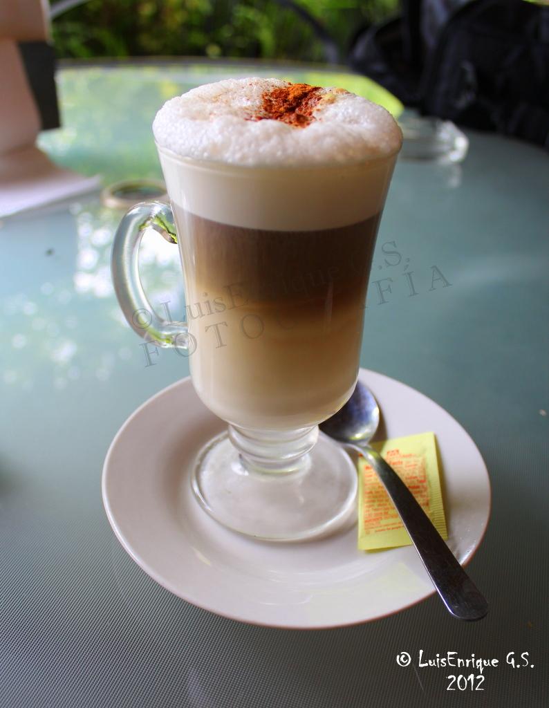 Cafe Capuchino - Las Espadas - Minas Gerais - Atlixco Pueb