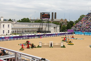 London 2012 : Show jumping | by RachelC
