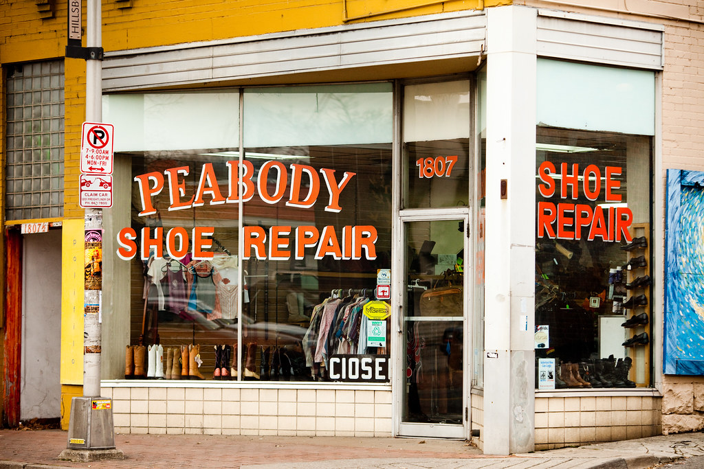 Shoe Repair In Castleknock Dublin