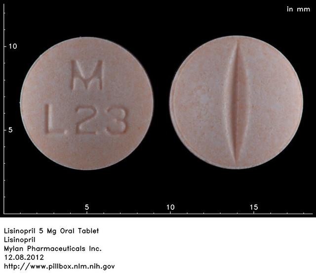 Lisinopril_5_Mg_Oral_Tablet_1 | Flickr - Photo Sharing!