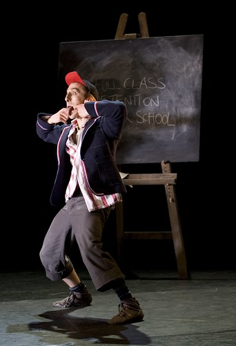 Christopher Akrill as Lampwick in Pinocchio ©Johan Persson/ROH 2006 | by Royal Opera House Covent Garden