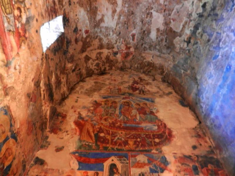 Монастырь Некреси, Грузия