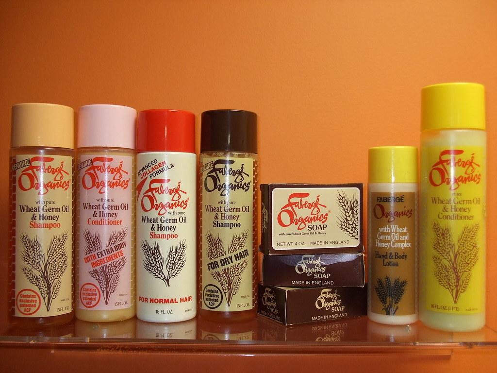 Vintage Faberg 233 Organics Shampoo Twitchery Flickr