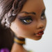 Clawdeen School's Out repaint