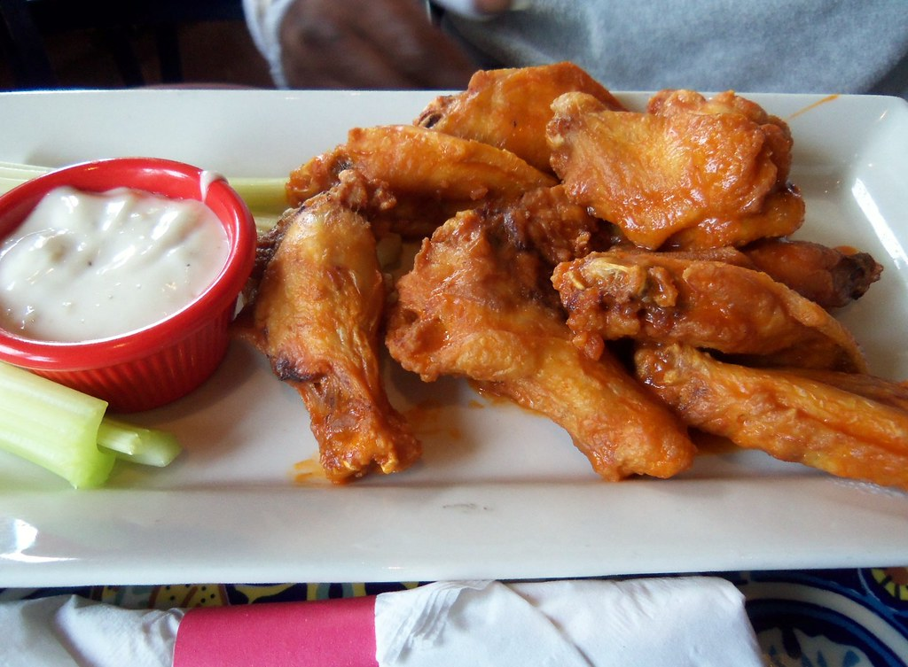 Buffalo Wings And Rings Lincoln Review