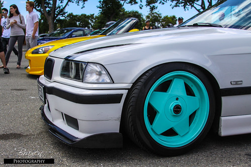 BMW Teal Front | by Braxen Photography