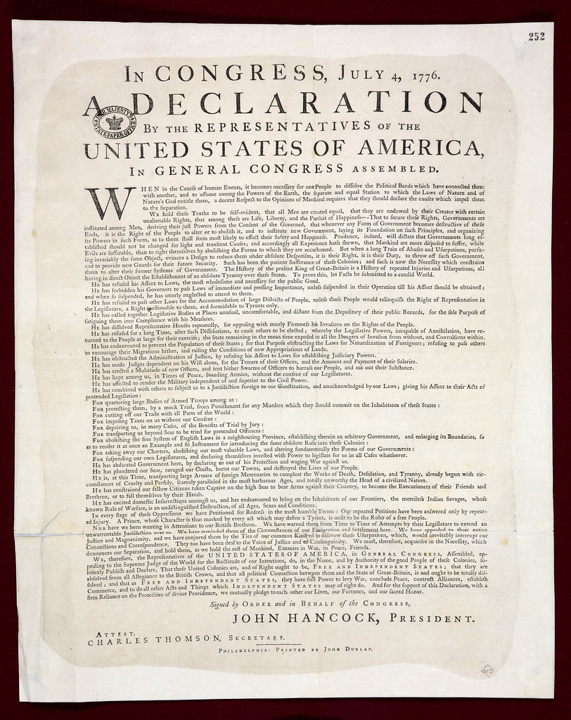 the declaration of national independence and While some revolutions seek and achieve national independence with the most recent example being azawad's declaration of independence in 2012.