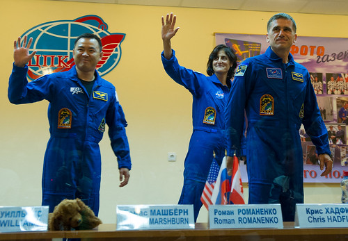 Expedition 32 Press Conference (201207130019HQ) | by NASA HQ PHOTO