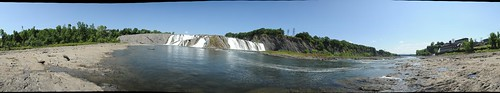 Cohoes Falls Panorama | by chuckthewriter