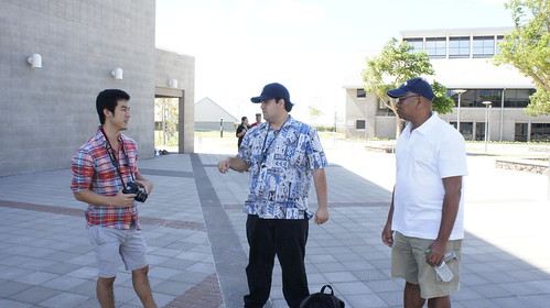 July 26, 2012 Photo Shoot Behind the Scenes | by University of Hawaii - West Oahu