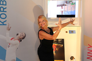 Legendary gymnast Olga Korbut at The Olympic Journey: The Story of the Games ©ROH/2012 | by Royal Opera House Covent Garden