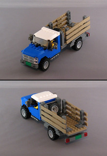 Farm Truck | by -Mainman-