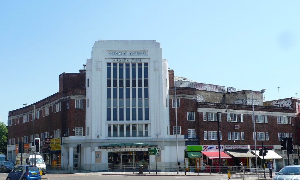 Abc Hendon Hendon Nw4 A Former Cinema Now A Gym It