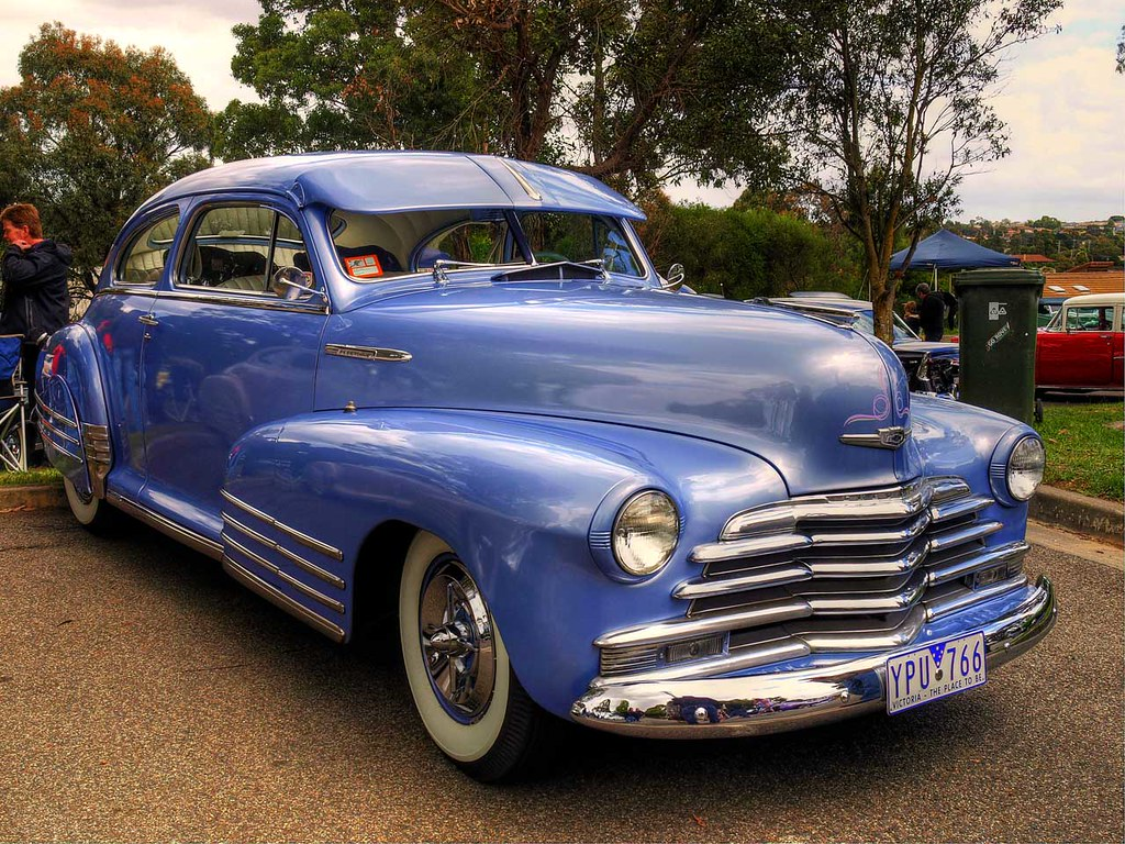 1947 Chevy Fleetline Another Cool One From A Past Car