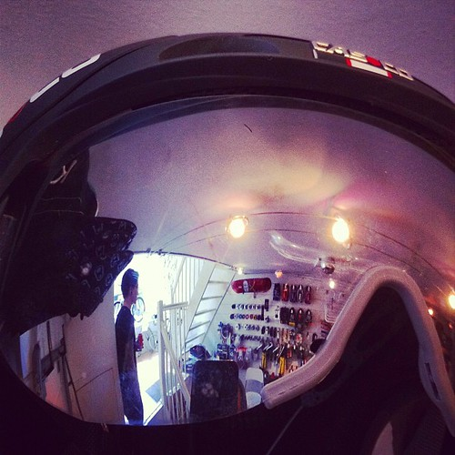 Casco | by pristinefixedgear