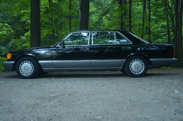 1986 mercedes benz 300sdl w126 camping in vermont curre for 1986 mercedes benz 300sdl