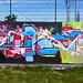 Graffiti Den Haag : HOF Laak