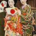 Maiko Fumi and Friend 1940s