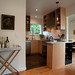 Berkeley house kitchen