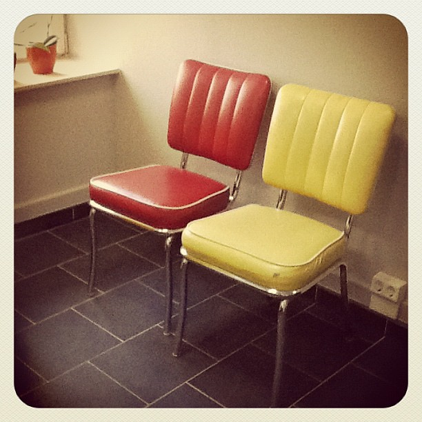 Awesome 50s Chairs interiors furniture design retro 1