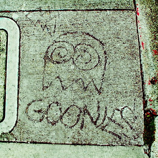 20090723 sidewalk-goonies-MIAMI | by Jym Dyer