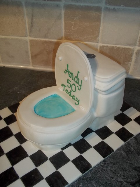 Gallery of how to make a toilet shaped cake