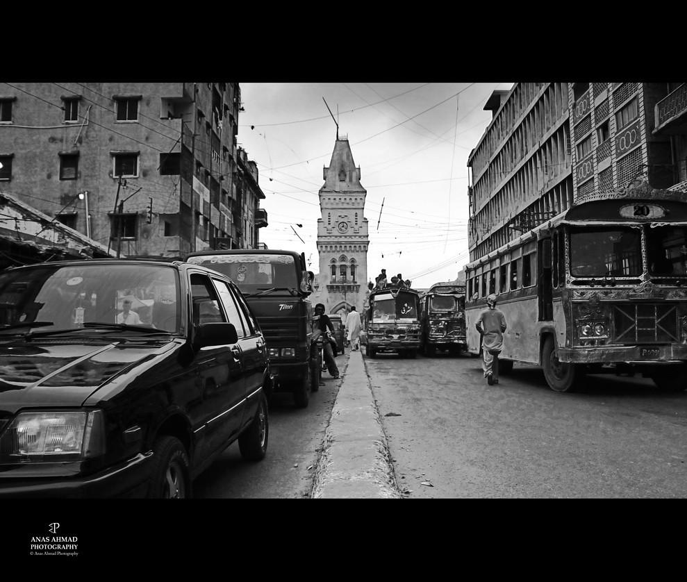 An Old City Karachi Pakistan To Buy A Digital Copy