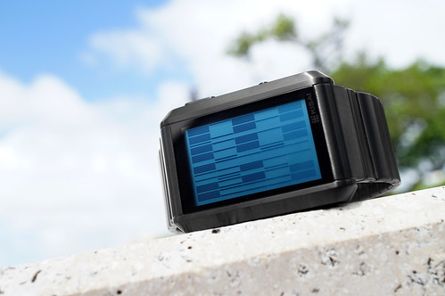 Kisai Upload LCD Watch Design with USB Memory from Tokyoflash Japan | by Tokyoflash Japan