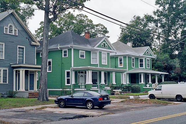 Park street houses riverside jacksonville flickr photo sharing for Martin home exteriors jacksonville fl