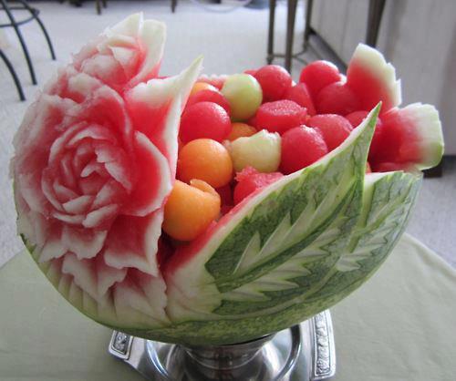 Watermelon fruit design healthdaddi creative art