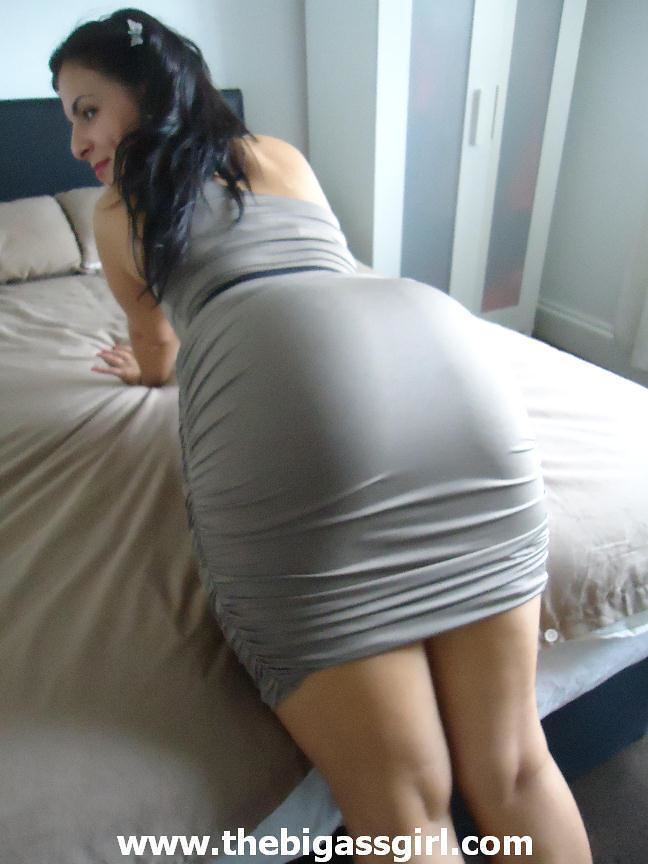 The-Big-Ass-Girl-Dress-Booty  Big Ass Girl In Tight Dress S  Flickr-9268