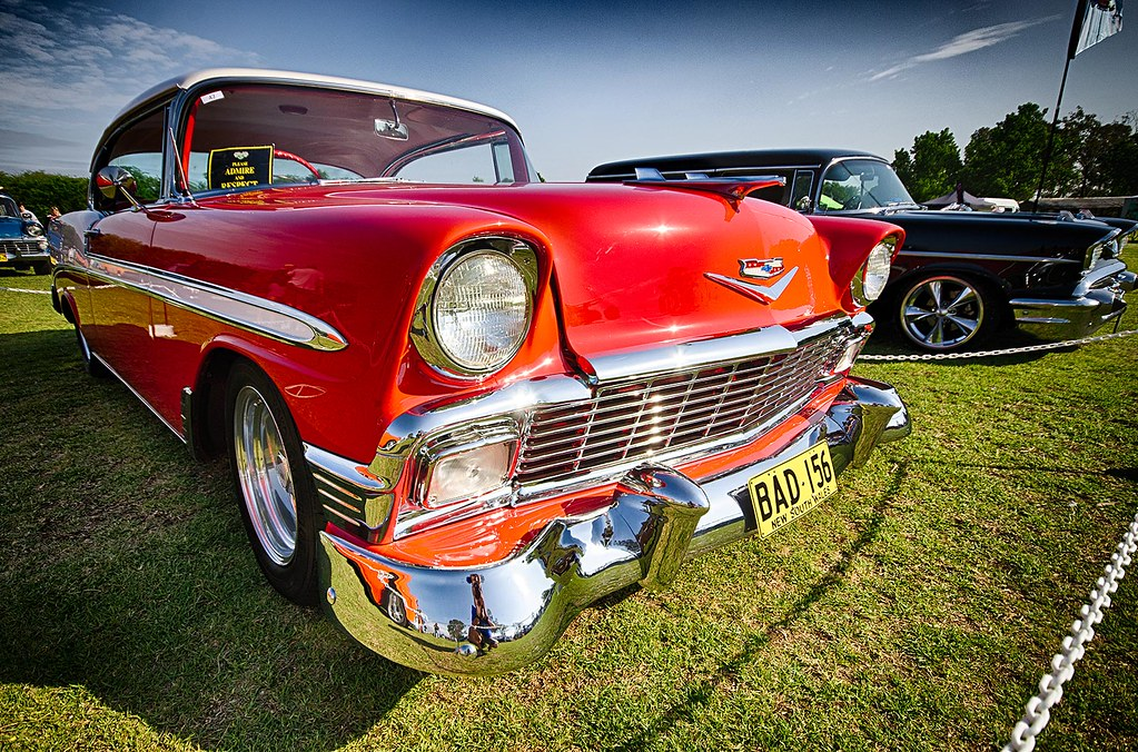 Car Show Camden Showground