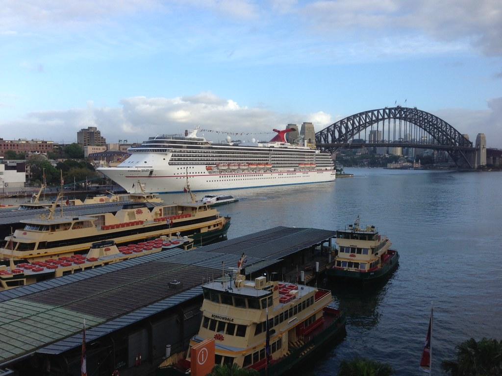 Carnival Spirit Cruise Ship Carnival Spirit Cruise Ship