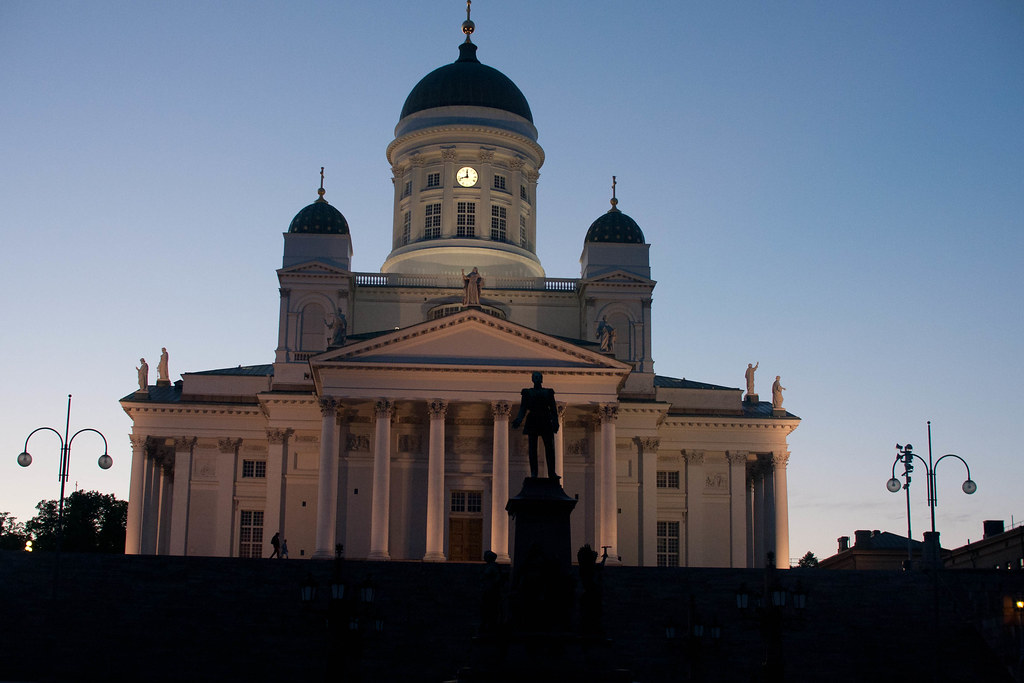 "Helsinki Cathedral | ""When Helsinki became the capital of ..."